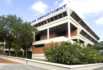 Miami Police Headquarters